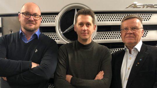 Sales team bild